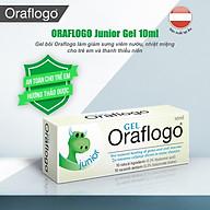 Gel bôi kiểm soát sưng viêm dành cho thiếu nhi và thanh thiếu niên - Oraflogo Junior Gel thumbnail