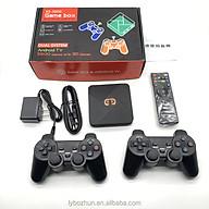 Máy chơi game điện tử 4 nút hdmi tích hợp Tivi Box hỗ trợ tải game lưu game xem TV miễn phí với 5600 games tay cầm joystick Hỗ trợ phân giải lên 4k HDR Hỗ trợ kết nối thẻ nhớ thumbnail