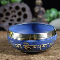 Chuông xoay xanh Nepal - Chiếc chuông biết hát tây tạng thumbnail