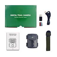 12mp 1080p Hd Camera Infrared Detection Outdoor Waterproof Hunting Camera thumbnail