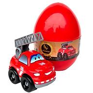 Đồ Chơi Bóc Trứng Ô Tô Loại Lớn-Xe Cứu Hỏa VIJAGO BENRIKIDS-XCH Hàng Việt Nam thumbnail
