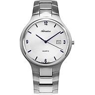 Đồng hồ đeo tay Nam hiệu Adriatica A1114.51B3Q thumbnail