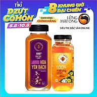 Combo Mật ong rừng Hoa Yên Bạch Honimore 1kg - tăng cường sức đề kháng thumbnail