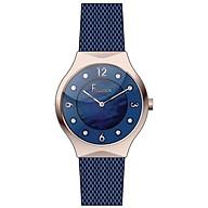 Đồng hồ thời trang nữ chính hãng Freelook F.1.1136.04 dây thép thumbnail
