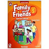 Family And Friends Special Edition 5 - Student Book - Kèm 2 Đĩa CD thumbnail
