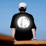 Áo Thun Nam_ Nữ Phản Quang In hình THẦN HỦY DIỆT CUNG TRĂNG , áo chất, đi đêm, đi phượt bao ngầu, nhìn đã mắt thumbnail