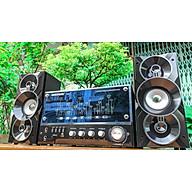 Loa vi tính 2.1 cao cấp Huiundal 3159 - Kết nối bluetooth - 1 loa sub 2 loa vệ tinh - Công suất lớn, bass cực căng, nghe nhạc cực bay - Mặt gương sáng bóng, đèn led sành điệu sang trọng - Có cổng 6.5mm cắm micro - Chỉnh bass treble echo - Hàng nhập khẩu thumbnail