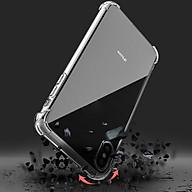 Ốp lưng chống sốc dẻo trong suốt dùng cho iphone X XS ( Dày 1,5mm) - Hàng chính hãng thumbnail