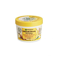 Mặt nạ tóc Garnier Ultimate Blends Hair Banana Food - 390ml thumbnail
