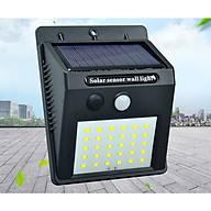 Đèn 30 led NLMT cảm biến chuyển động Nền Màu Trắng ( Tặng 01 nút kẹp giữ dây điện ) thumbnail