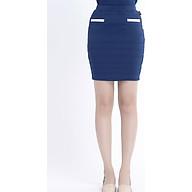 Chân váy nữ ôm gba146 LAMER L62F18Q004-S3300 (Xanh Dương) thumbnail