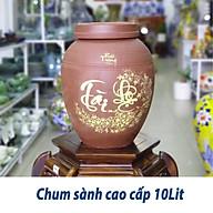 Hủ Sành Đựng Gạo, Ngâm Rươu Chữ Tài Lộc thumbnail
