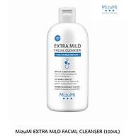 Sữa Rửa Mặt MizuMi Extra Mild Facial Cleanser 5 Free 100ml thumbnail