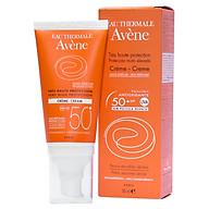 Kem Chống Nắng Không Mùi Avene Protection 50+ Fragrance Free 50ml - A1ASP5 - 100715910 thumbnail