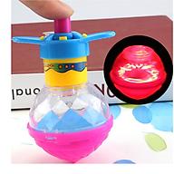 Đồ chơi con quay siêu tốc kèm đèn LED độc đáo - Kích thước 9cm thumbnail