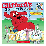 Clifford S Birthday Party (50Th Anniversary Edition) (8 x 8) thumbnail