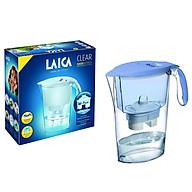 Combo Bình lọc nước LAICA J11A - Xanh biển và 02 Lõi lọc nước (MADE IN ITALY) thumbnail