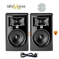 [Một Cặp] Loa Kiểm Âm JBL 305P MKII Phòng Thu Studio 305P MK2 Pair Monitor Speakers 305 Hàng Chính Hãng - Kèm Móng Gẩy DreamMaker thumbnail
