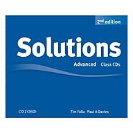 Solutions (2E) Advanced Class Audio CDs (3 Discs) thumbnail