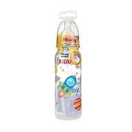Bình Sữa Nuby cổ hẹp 250ml thumbnail