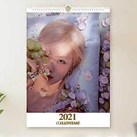 Lịch Rose Blackpink 2021 treo tường thumbnail