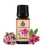 Tinh Dầu Phong Lữ Aroma Works Essential Oils Geranium thumbnail