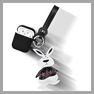 Bao case Hình Thú Cưng Cute Leeu Design cho Airpods 1 Airpods 2_Hàng Nhập Khẩu thumbnail
