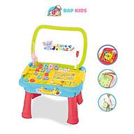Bàn học đa năng kèm đồ chơi cho bé BAPKIDS thumbnail