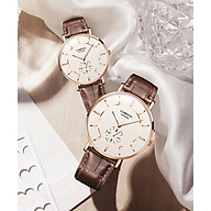 Đồng hồ đôi chính hãng Lobinni No.3001-1 thumbnail