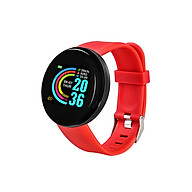D18 1.3-Inch HD Color Touchscreen Smart Bracelet Pedometer Heart Rate Blood Pressure Notifications Reminder Smartwatch thumbnail