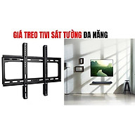 Giá treo tivi màn hình LCD thẳng sát tường cho tivi từ 19inch- 70 inch dày dặn,cao cấp thumbnail