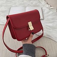 Túi đeo chéo nữ retro vuông nhỏ nhiều ngăn - RiBi Shop thumbnail