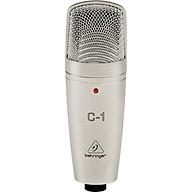 Micro Condenser Behringer C-1 - 48V, Condenser, Khử Nhiễu, Độ Nhậy Cao - Hàng Chính Hãng thumbnail