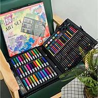 Bộ 150 món bộ hộp màu bút vẽ và đồ dùng thủ công cho trẻ em thumbnail