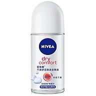 Lăn Khử Mùi Khô Thoáng Nivea (50ml) thumbnail
