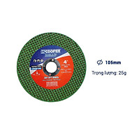 Đá cắt sắt 105mm, Lưỡi cắt mini CFCooper SSI100 thumbnail