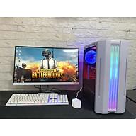 Bộ máy tính MỚI màn 24 inch cong chuyên Game, edit video, đồ họa, văn phòng, học tập,(Sản phẩm trọn bộ đã cài đặt Win, office, cắm điện là dùng)- Hàng nhập khẩu thumbnail