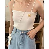 áo croptop 2 dây body nữ Siêu Hot thumbnail
