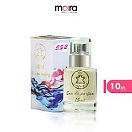 Nước hoa AHA552 hương Versace Crystal Noir 10ml thumbnail