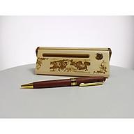 Bút gỗ nâu đỏ - Mã Đáo Thành Công thumbnail