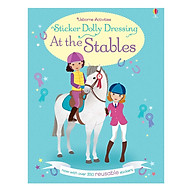 Usborne Sticker Dolly Dressing At the Stables thumbnail