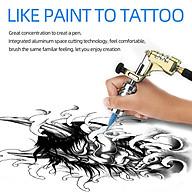 Tattoo Machine Kit Inks Pigment Needles Tattoo Accessories For Completed Tattoo Set thumbnail