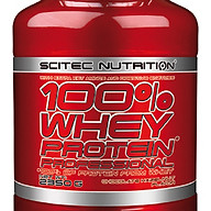 100% Whey Protein Professional 2350g Chocolate Hazelnut thumbnail
