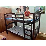 Giường 2 Tầng Gỗ Tự Nhiên 030 (Nâu) thumbnail