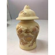 Bộ thờ Lọ hũ choé gạo muối nước thờ (gốm sứ bát tràng cao cấp) v thumbnail