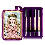 Bộ bút trang điểm mắt đa năng sắc màu rạng rỡ phiên bản 2 BEAUTY PEOPLE Radiant Girl Doll Eye Special Makeup Set Season 2 thumbnail