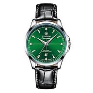 Đồng hồ nam PAGINI PA015588G dây da cao cấp Hiển thị lịch ngày Mang lại cho bạn sự năng động, trẻ trung thumbnail