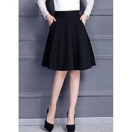 Chân váy xoè phối túi ĐẾN GỐI, sang chảnh, đáng yêu thumbnail