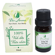 Tinh dầu tràm trà - tea tree 10ml Bio Aroma thumbnail