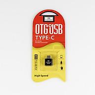 Đầu Chuyển Đổi Earldom USB Type-C Sang USB OT18 - Hàng nhập khẩu thumbnail